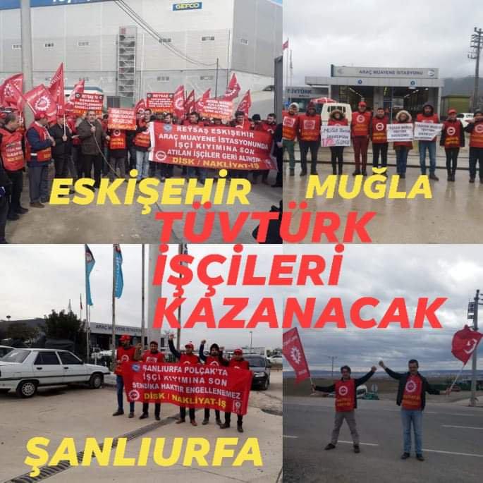 RT @gurcan_dal: #İşçiSendikaDüşmanıREYSAŞ https://t.co/9v7ACJSj6V
