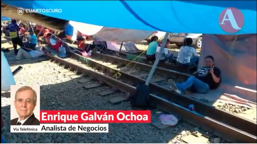 Aristegui Noticias's photo on Lunes 11