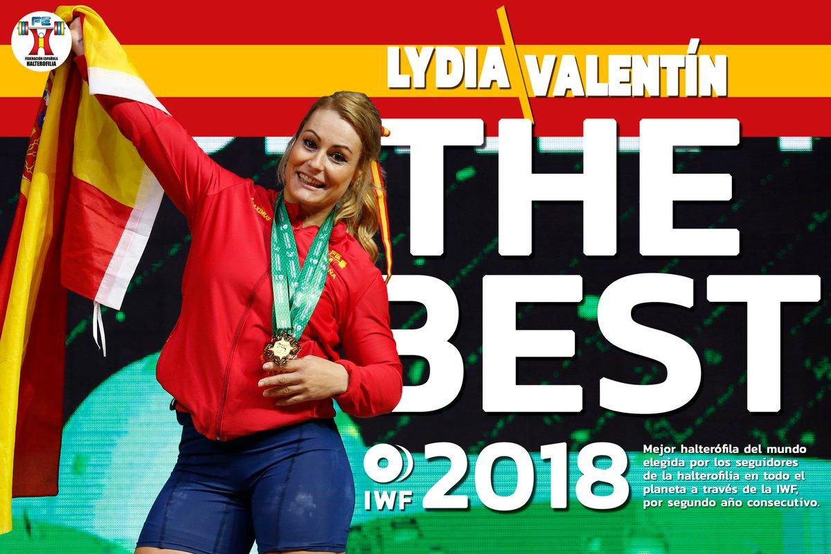 LaLigaSports's photo on Lydia Valentín