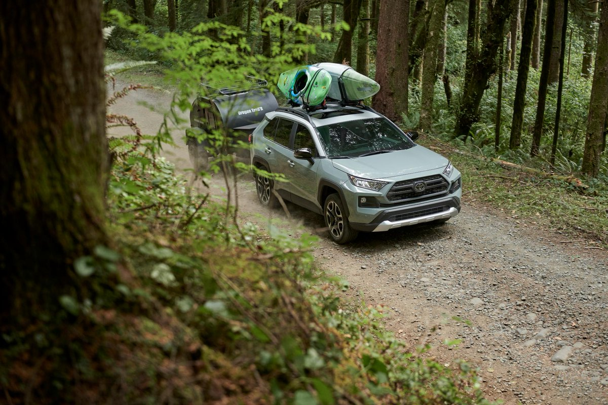 Toyota Usa On Twitter Choose Your Own Path With Standard Multi Terrain Select Build All New Rav4 Adventure Https T Co Nrpytpbeui