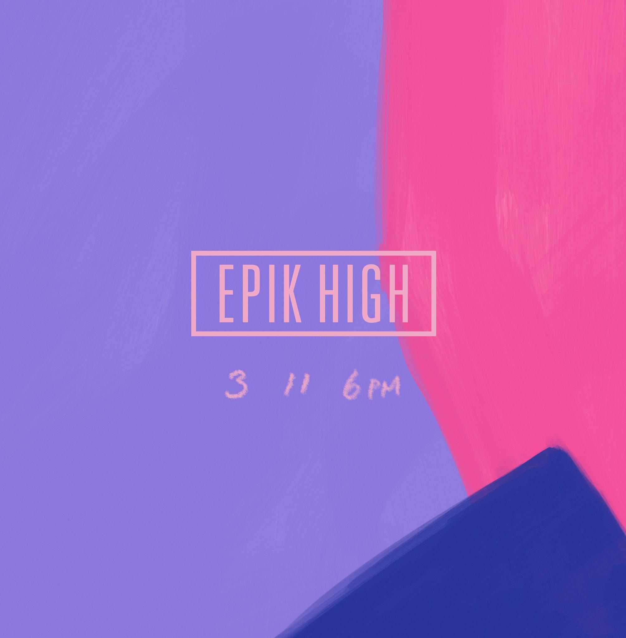 에픽하이의 새 앨범. 3월 11일 저녁 6시. Epik High's new album. March 11th 6pm (KST). #에픽하이 #EPIKHIGH https://t.co/0YMdstawOF