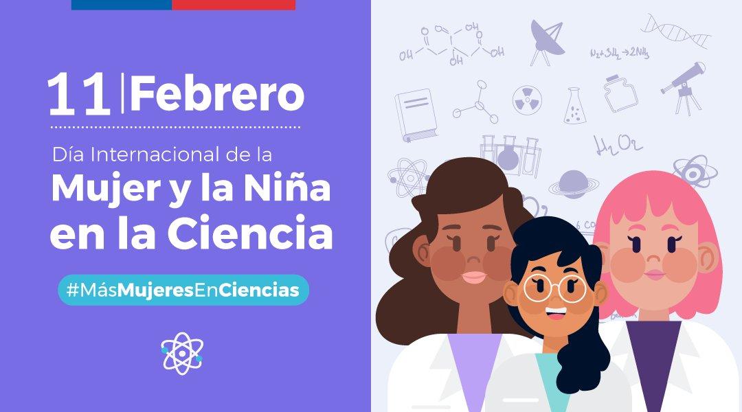 Gobierno de Chile's photo on Mujer y la Niña
