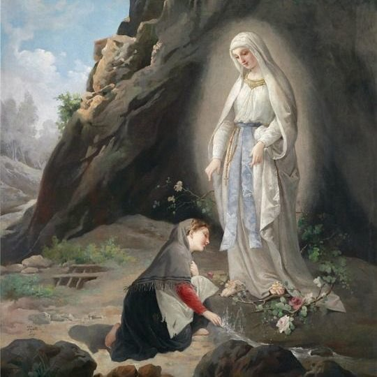 Regnum Christi Mx's photo on Nuestra Señora de Lourdes