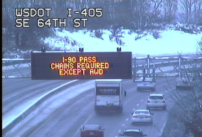 WSDOT Traffic's photo on Drive