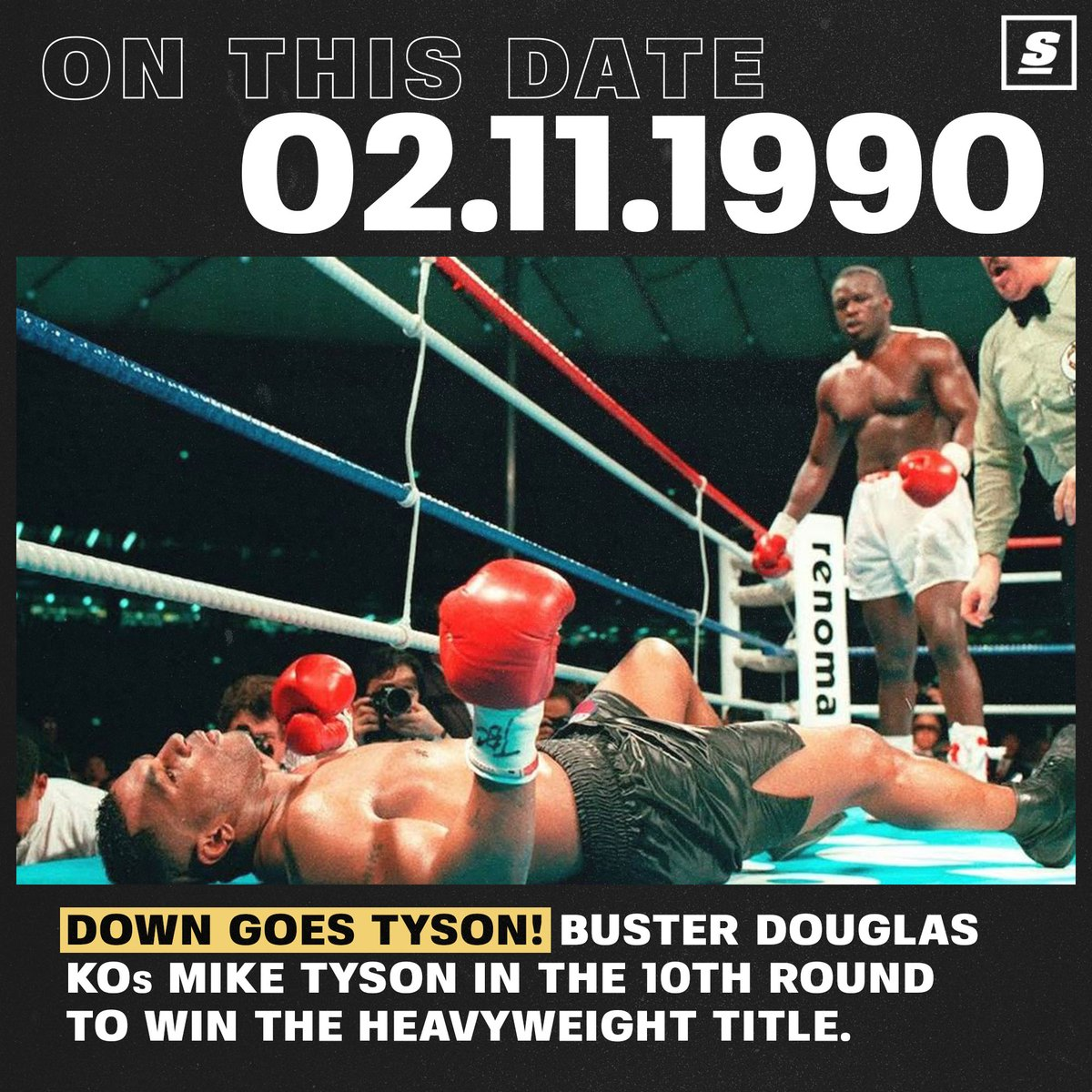 theScore's photo on Buster Douglas