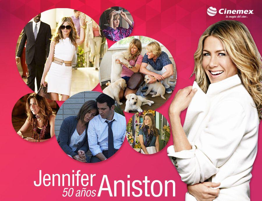 Cinemex's photo on #JenniferAniston