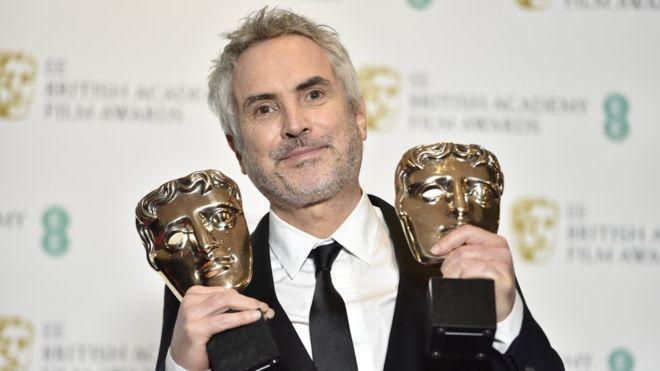 Marc Mejia's photo on Premios Bafta