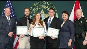 Nassau County certifies its first 3 school guardians