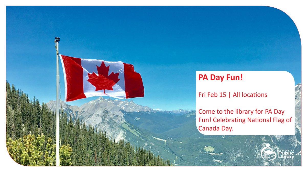 BurlingtonPublicLib's photo on Canada Day