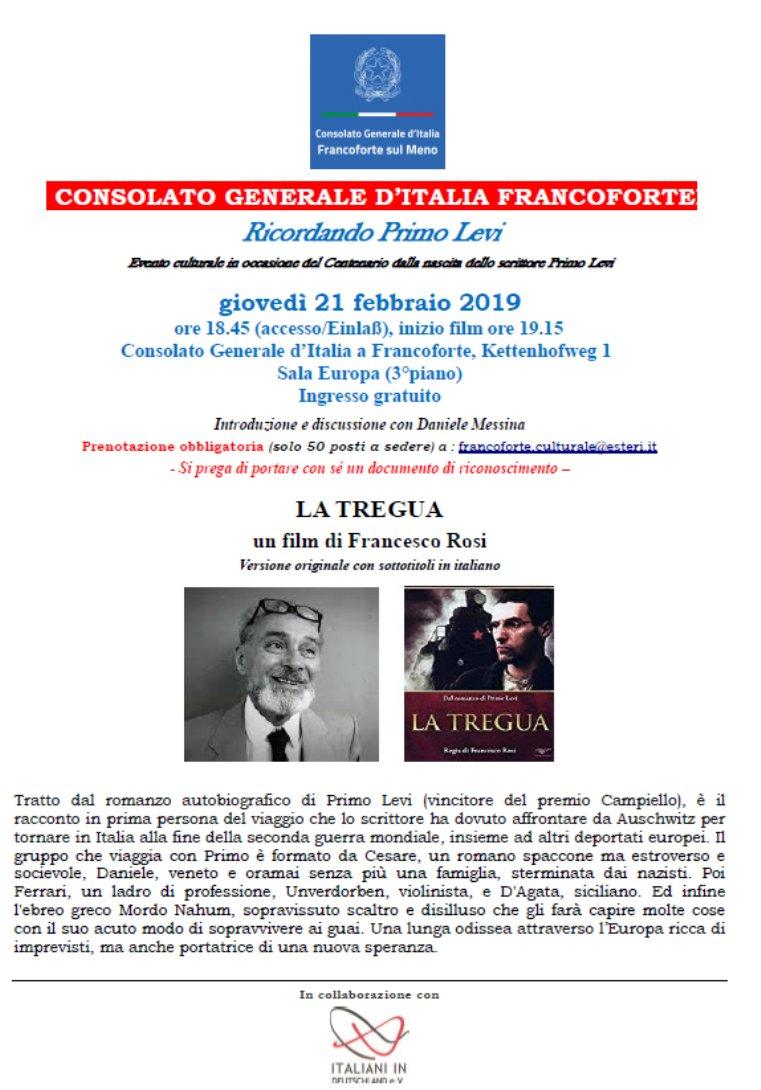 consolato italia francoforte