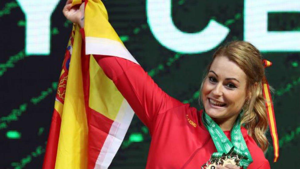 MARCA Polideportivo's photo on Lydia Valentín
