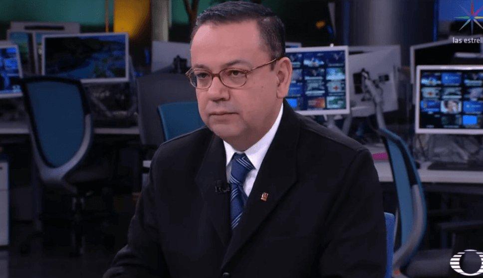 FOROtv's photo on Germán Martínez