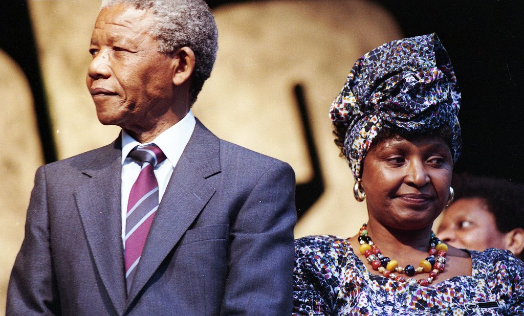 Africa is a Country's photo on Nelson Mandela