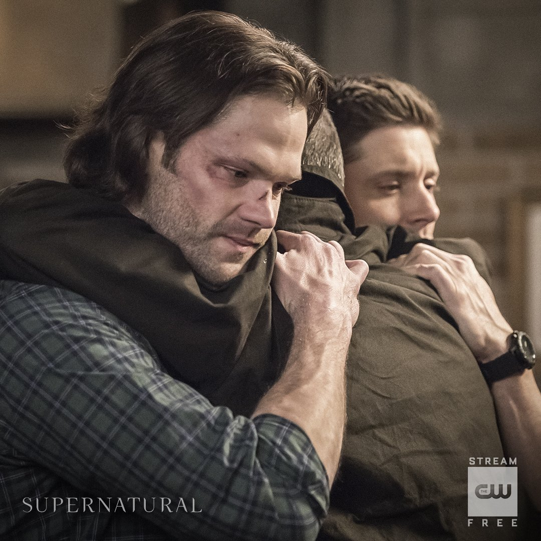 Gone too soon. Stream the latest #Supernatural: https://t.co/ZCIZSAIXTe https://t.co/dmz3iNZEiL