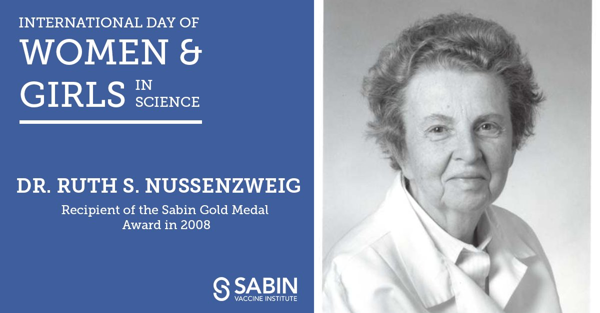 Sabin Vaccine Inst.'s photo on Dr. Ruth