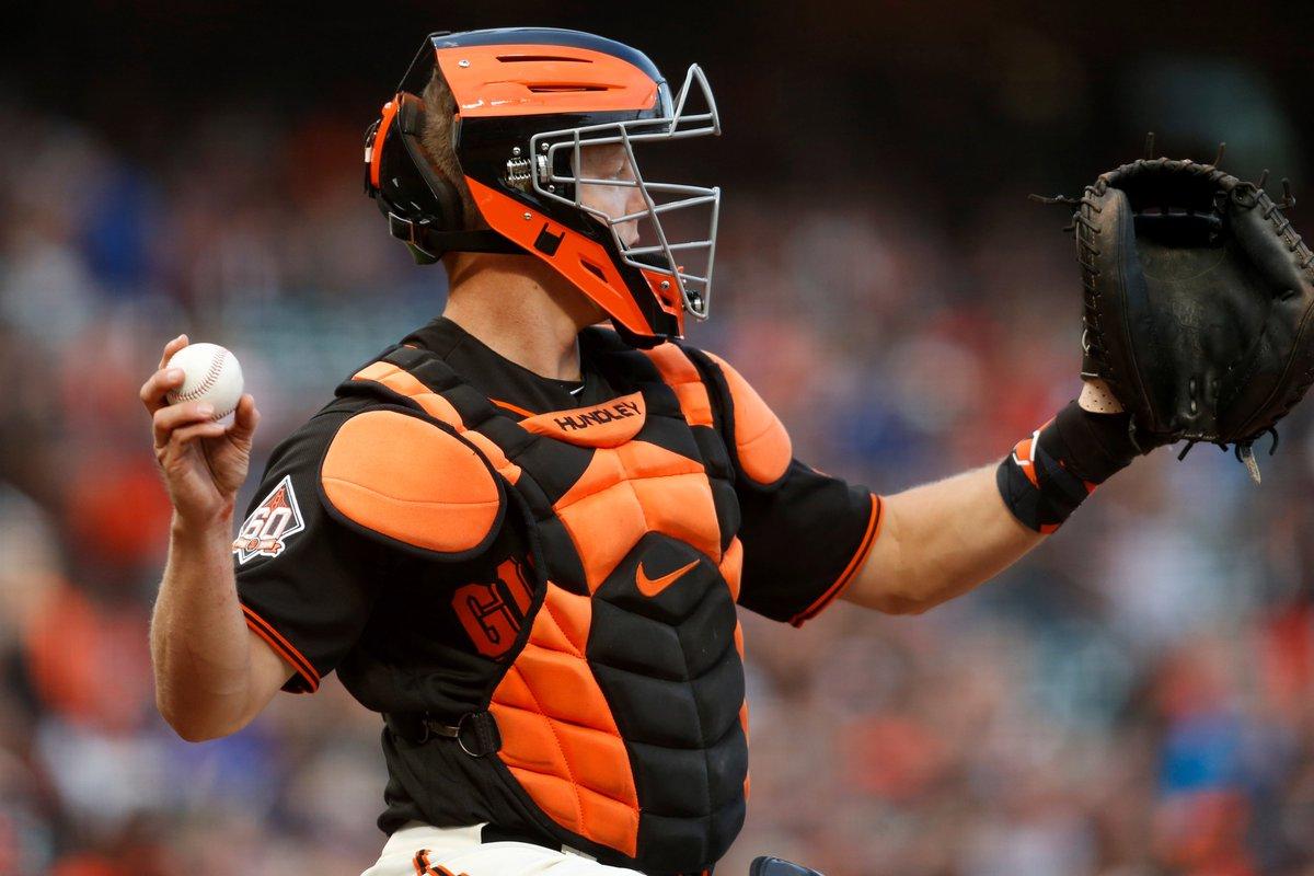 MLB Trade Rumors's photo on Nick Hundley