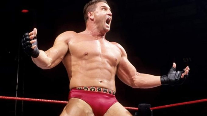 Happy Birthday to the world\s most dangerous man, Ken Shamrock!