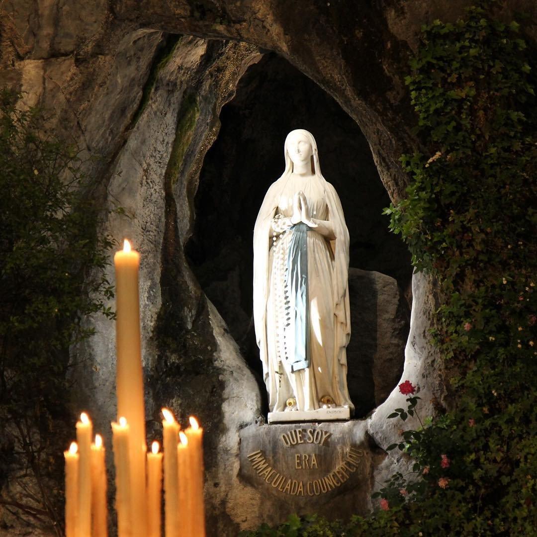 ACI Prensa's photo on Nuestra Señora de Lourdes