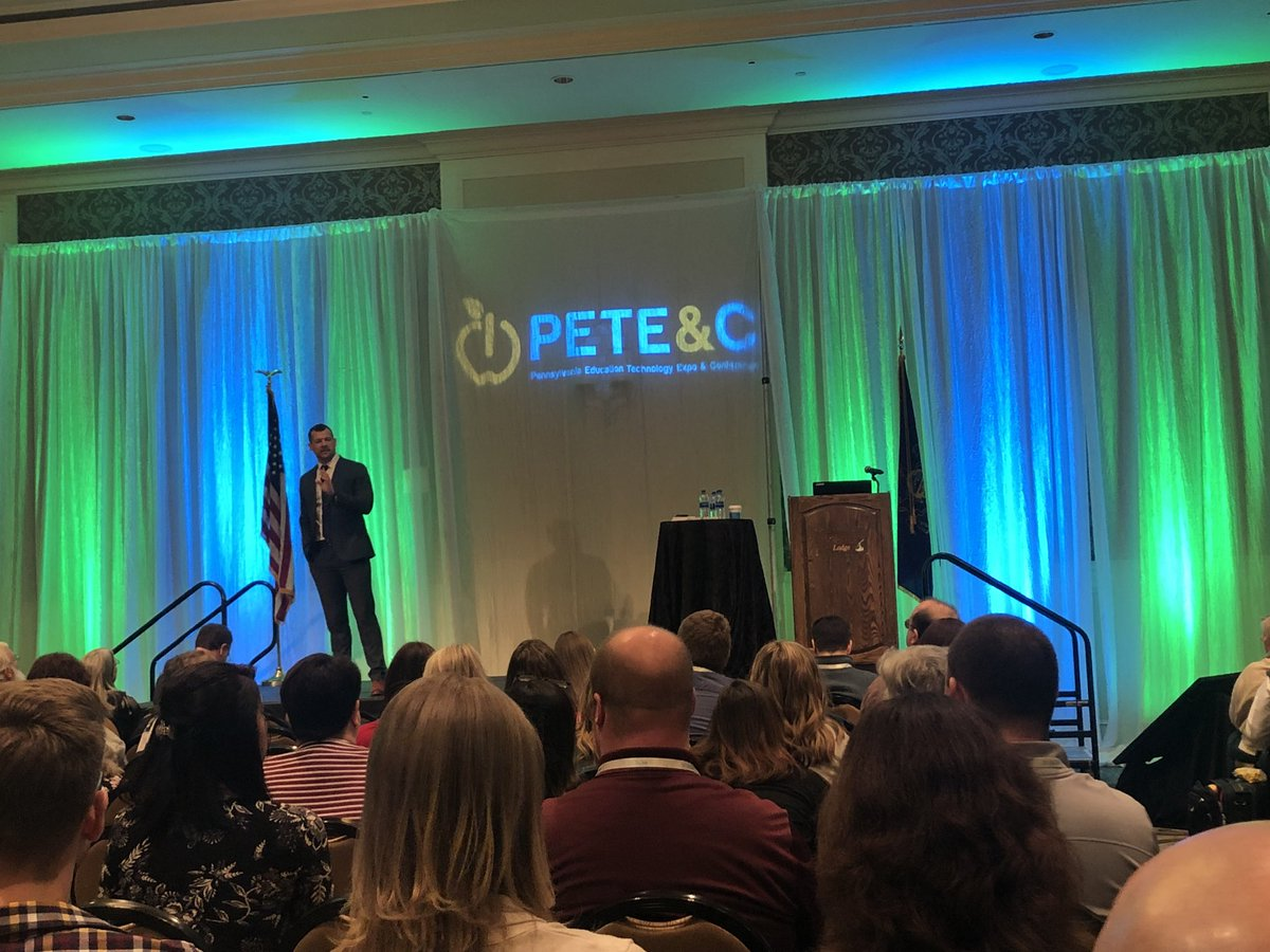 Jennifer Bennett's photo on #PETE2019