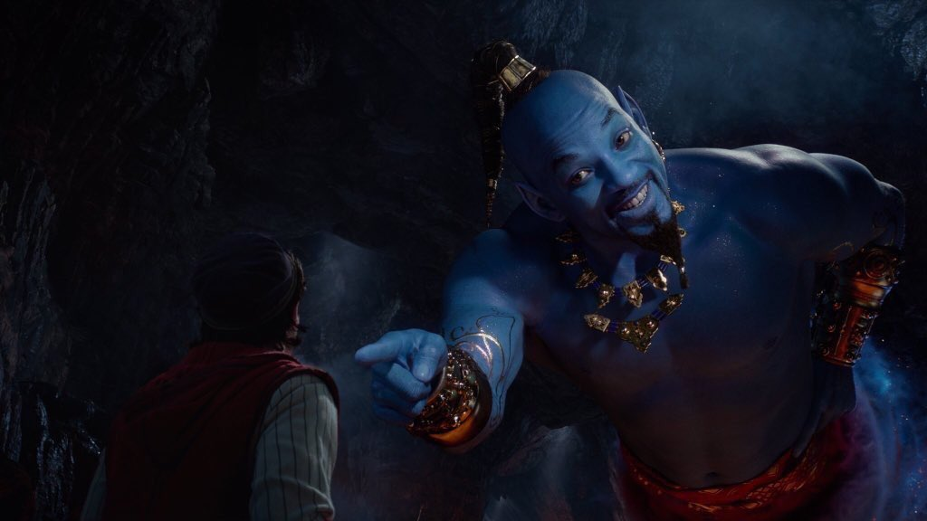Neek's photo on #Aladdin2019