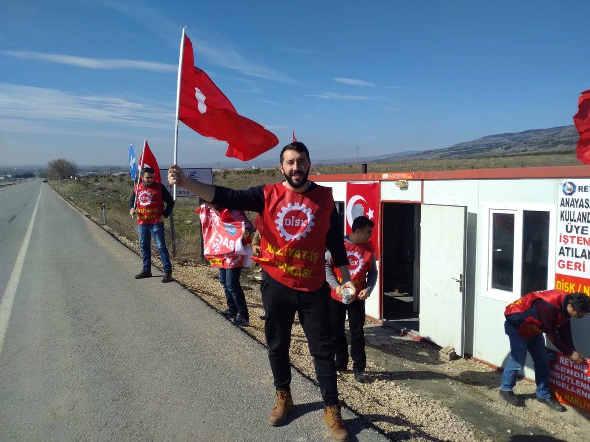 RT @ercankosmanoglu: #İşçiSendikaDüşmanıREYSAŞ https://t.co/BKQ3arkg1Q