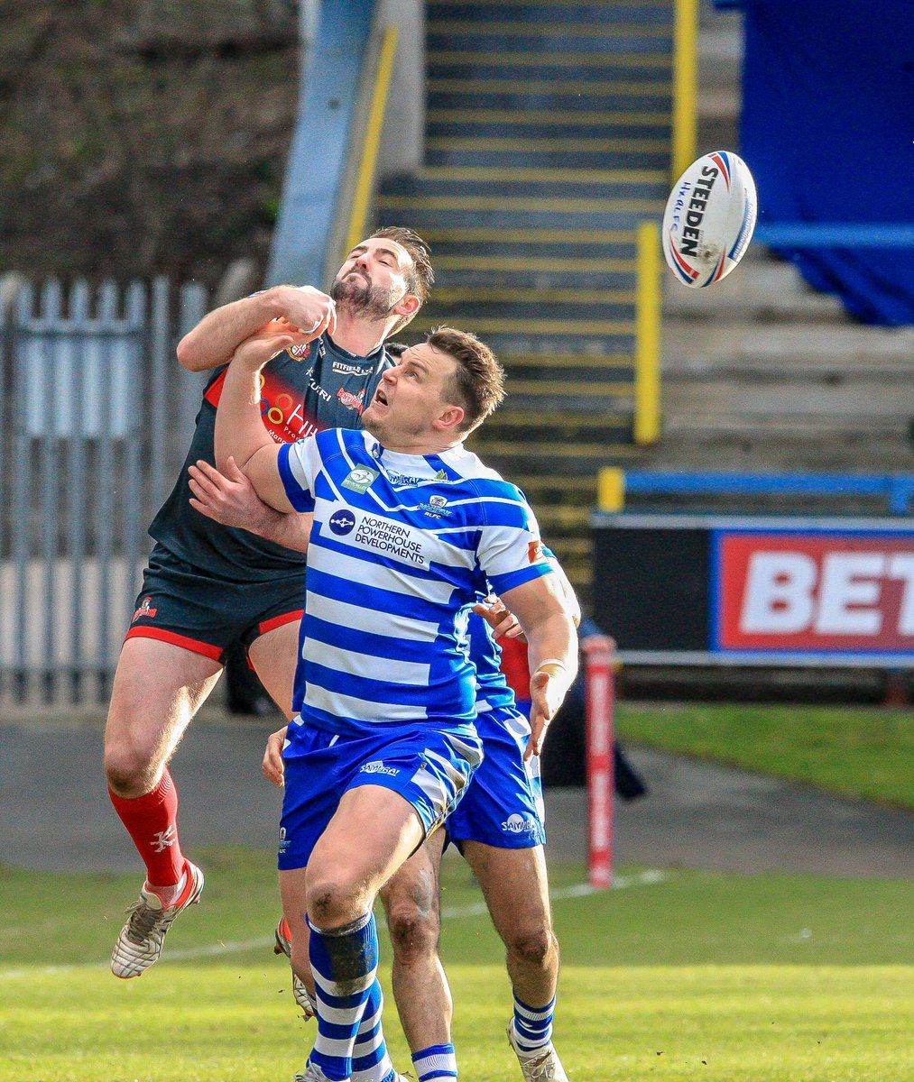 test Twitter Media - Well done to Samurai Family member @Halifax_RLFC  on their victory at the weekend 💪🏈🏆 #halifax #rugbyleague #rugby #SamuraiFamily https://t.co/PhMpzvjkRZ