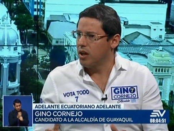 Ecuavisa's photo on Gino