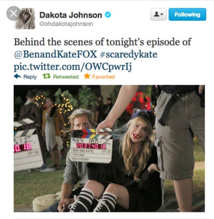 When #DakotaJohnson had Twitter account! <br>http://pic.twitter.com/xWnlbuNejt