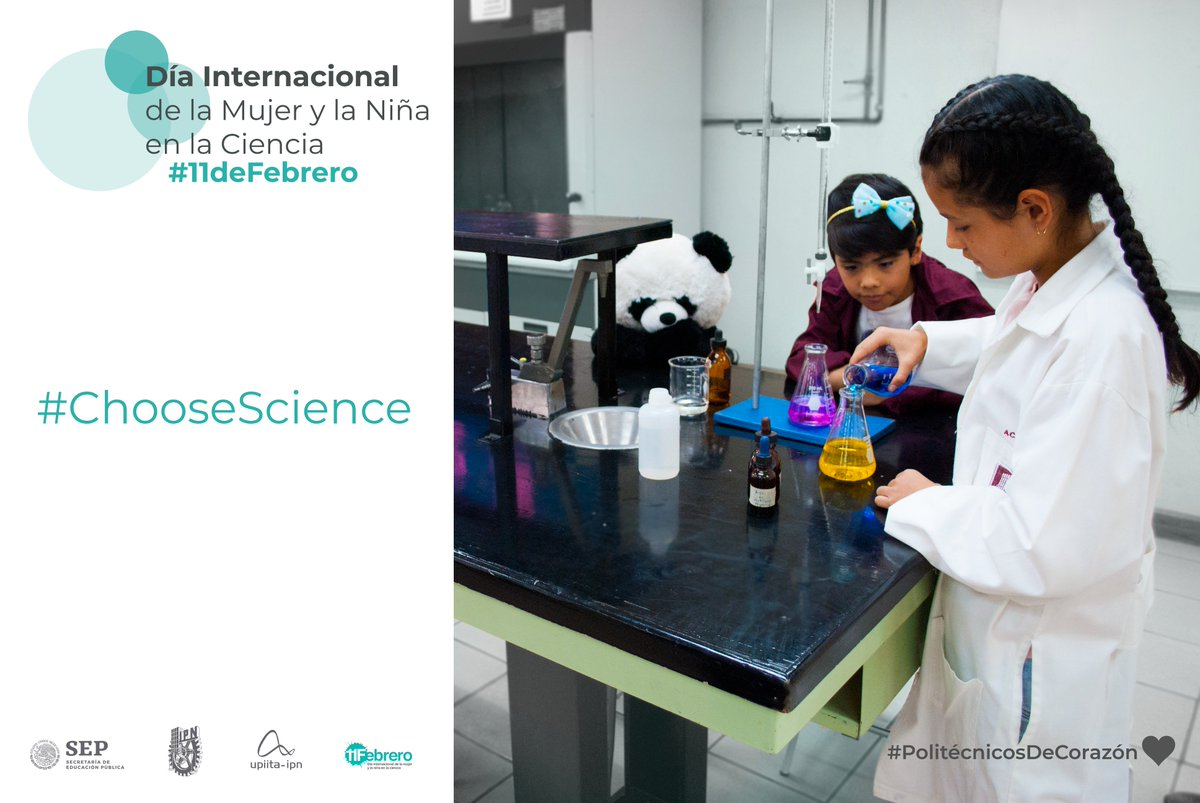 UPIITA IPN's photo on #ChooseScience