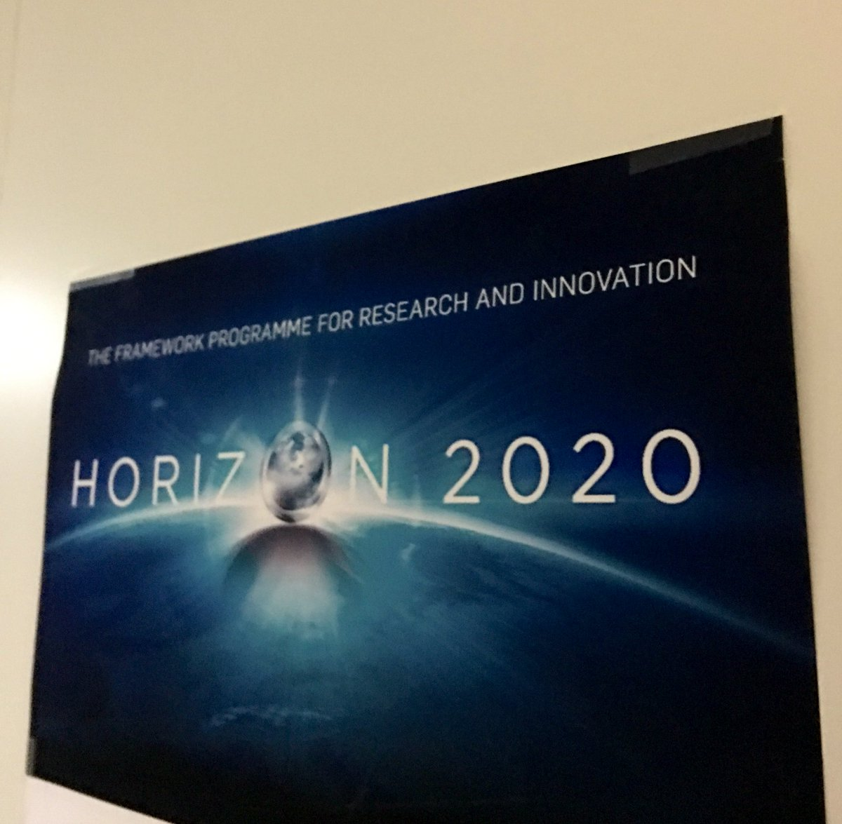 test Twitter Media - At an @eCraft2Learn EU project review meeting in Luxembourg. We were funded by #Horizon2020 but with #Brexit coming, I'm wondering when I'll be back? https://t.co/AxPNAbiAg3
