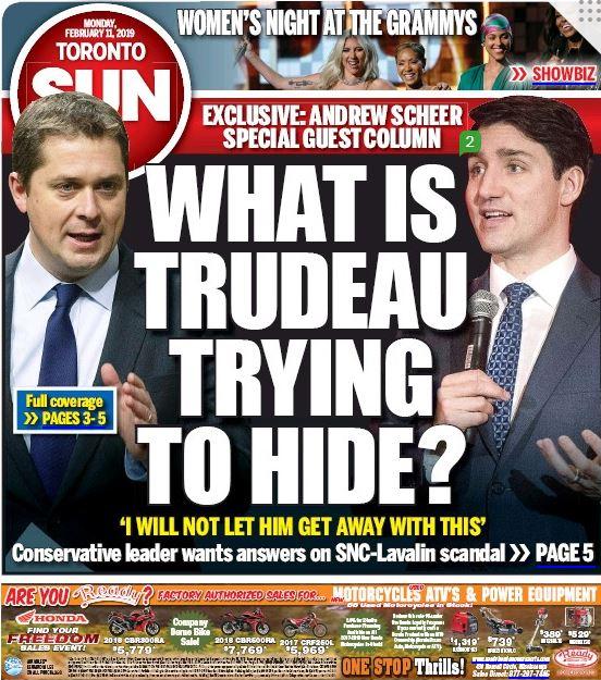 Sen. Denise Batters's photo on Trudeau PMO