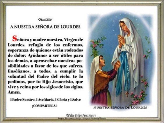 Helena Lay's photo on Nuestra Señora de Lourdes