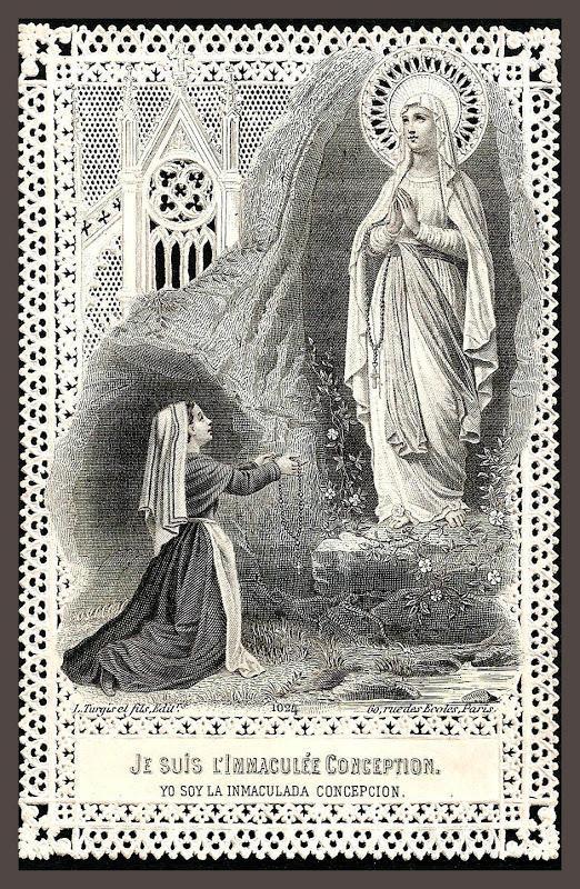 Isabel Ríos 🇪🇸's photo on Nuestra Señora de Lourdes