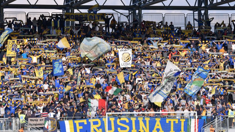 Frosinone Calcio's photo on Giovedì 14