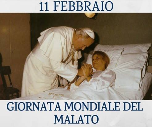 Lorenzo Fontana's photo on #giornatamondialedelmalato