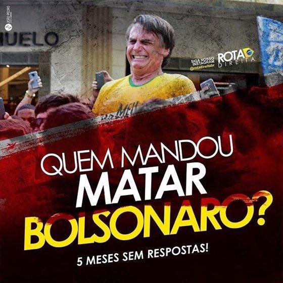 🌏Rose  Barros🌎's photo on #QuemMandouMatarBolsonaro