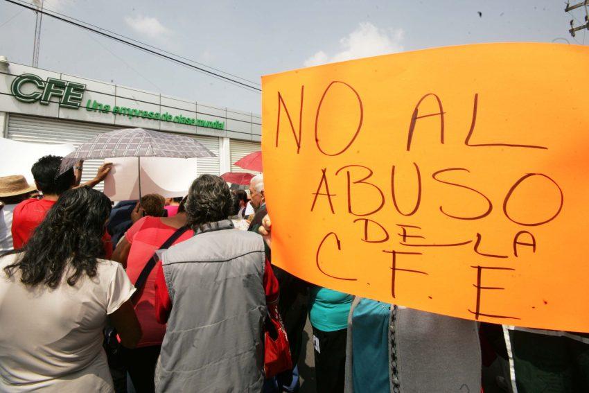 Oswaldo Hernandez N.'s photo on #Corrupci贸nCFE