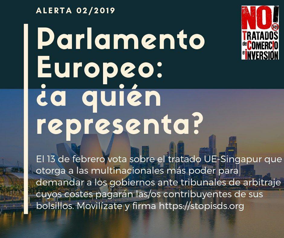 Podemos en Europa's photo on #StopEUSIPA