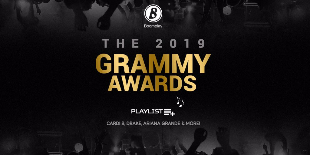 Boomplay Music GH's photo on #GrammyAwards2019