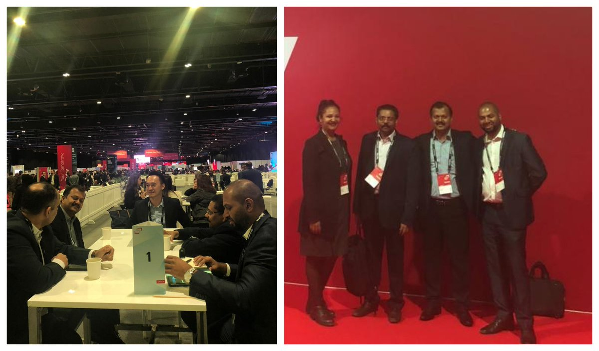 Birlasoft at Oracle Open World Dubai