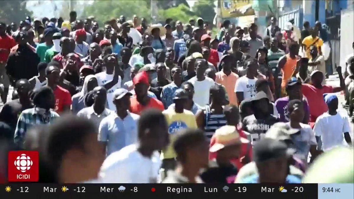 Radio-Canada Info's photo on #Haití