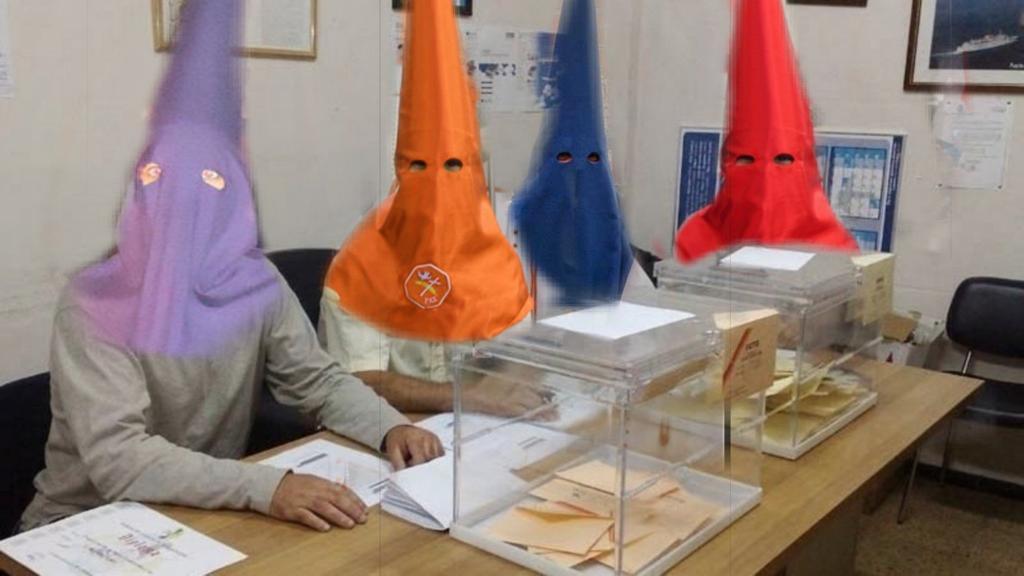 Antonio Burgos's photo on Elecciones Generales
