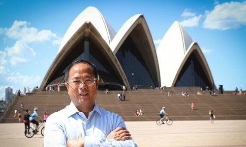 Global Times's photo on Huang Xiangmo