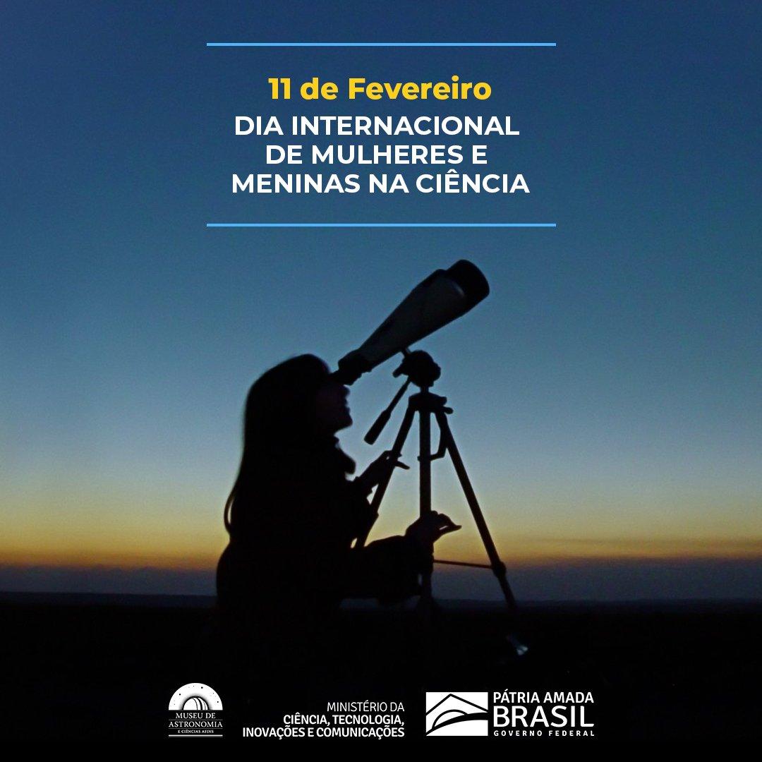 Museu de Astronomia's photo on #MulheresNaCiência