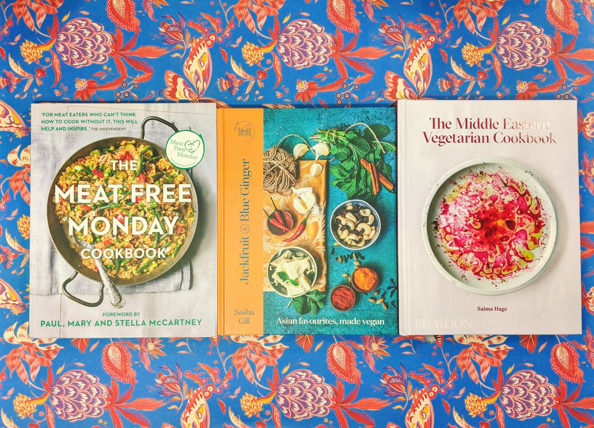 Blackwell's Oxford's photo on #MeatFreeMonday