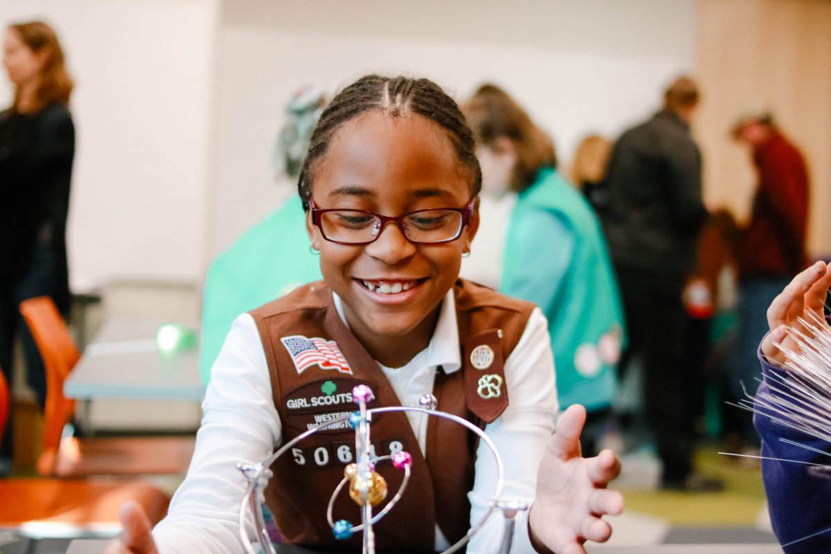 Girl Scouts of WW's photo on #STEM