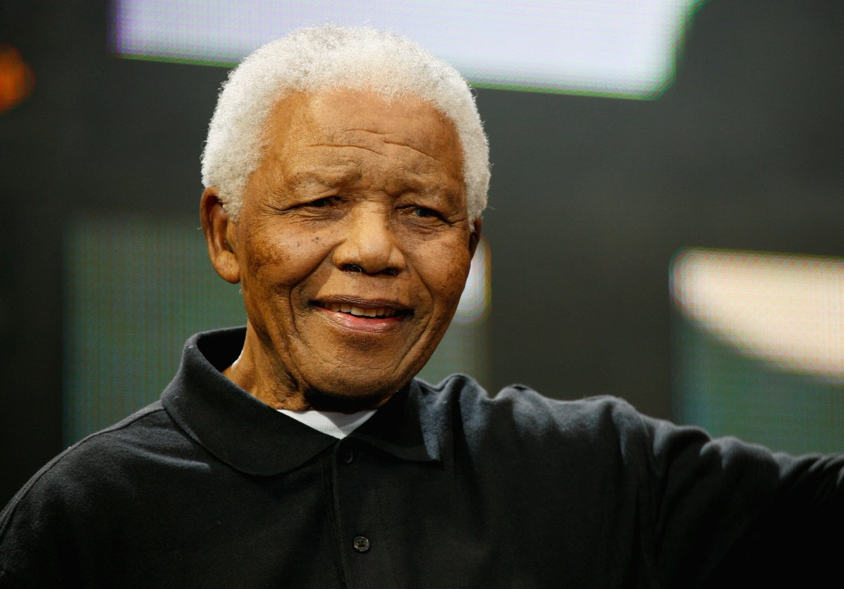 Mandela Hashtag On Twitter