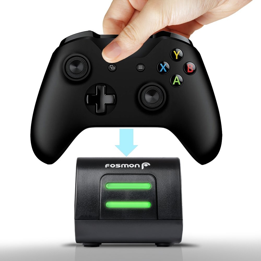 When not gaming, simply put the equipped Xbox One Controller on the Charging Station and it will begin charging automatically without needing to remove the battery. https://t.co/EM7vtrxqVJ  #sfplanet #fosmon #gaming #xboxcontroller #xbox #charger https://t.co/SgQA36TjnT