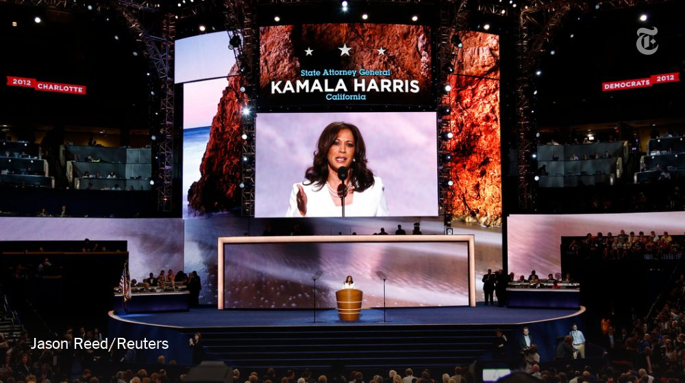 In a dozen years as the top law enforcement official of San Francisco and then California, Kamala Harris was as much politician as prosecutor. More practical than ideological, she was defined most by resisting easy definition, @kzernike reports. https://nyti.ms/2DtnSGc