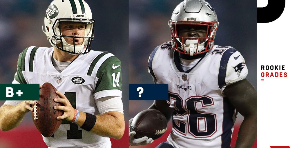 Rookies helped propel the Patriots' run to a title, and gave Jets fans hope that brighter days are ahead. @TheNickShook grades each AFC East team's rookie class   http://www.nfl.com/news/story/0ap3000001017446/article/afc-east-rookie-grades-sam-darnold-gives-jets-reason-to-hope?campaign=Twitter_atn…